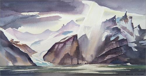 """""""Scott Inlet, Baffin Island"""""""
