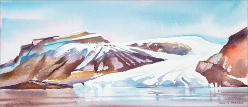 """Cuming Inlet n.2"""